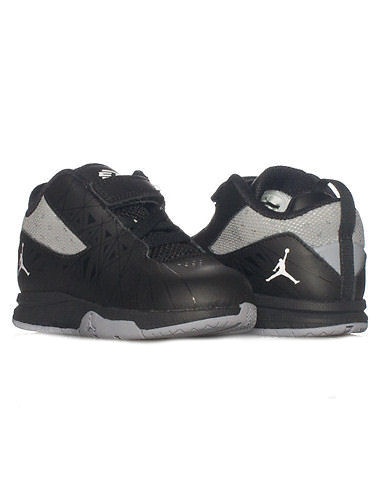 Nike Jordan CP3 V Toddler Boys Black White Stealth Sneakers Medium ... 97310fa2f